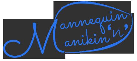 mannequin logo image